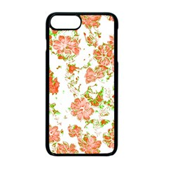 Floral Dreams 12 D Apple Iphone 7 Plus Seamless Case (black)