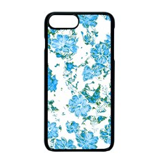 Floral Dreams 12 E Apple Iphone 7 Plus Seamless Case (black)