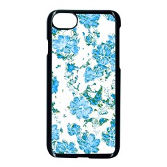 Floral Dreams 12 E Apple Iphone 7 Seamless Case (black)