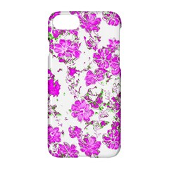 Floral Dreams 12 F Apple Iphone 7 Hardshell Case