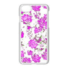 Floral Dreams 12 F Apple Iphone 7 Seamless Case (white)