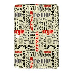Backdrop Style With Texture And Typography Fashion Style Samsung Galaxy Tab Pro 10.1 Hardshell Case