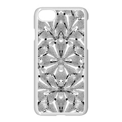 Modern Oriental Ornate Apple Iphone 7 Seamless Case (white)