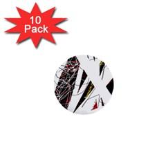 Art 1  Mini Buttons (10 pack)
