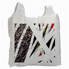Art Recycle Bag (One Side)