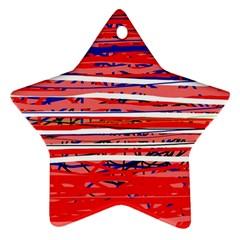 Art Ornament (Star)