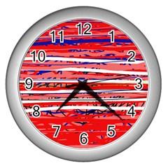 Art Wall Clocks (Silver)