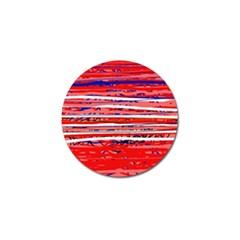 Art Golf Ball Marker