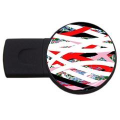 Art USB Flash Drive Round (1 GB)