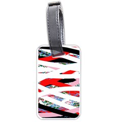 Art Luggage Tags (One Side)