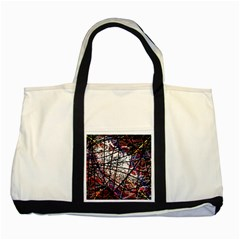 Art Two Tone Tote Bag