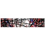 Art Flano Scarf (Small) Back