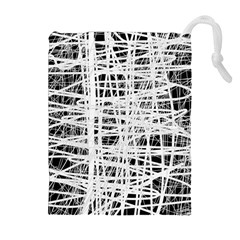 Art Drawstring Pouches (Extra Large)