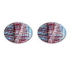 Art Cufflinks (Oval)
