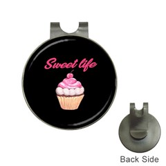 Sweet life Hat Clips with Golf Markers