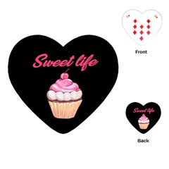 Sweet life Playing Cards (Heart)