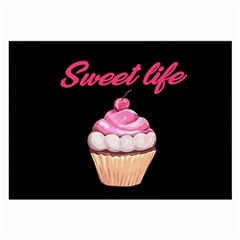 Sweet life Large Glasses Cloth