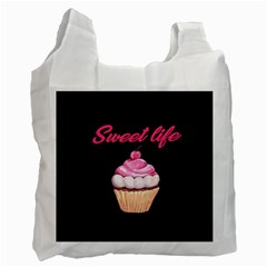 Sweet life Recycle Bag (One Side)