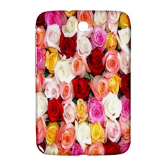 Rose Color Beautiful Flowers Samsung Galaxy Note 8.0 N5100 Hardshell Case