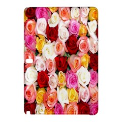 Rose Color Beautiful Flowers Samsung Galaxy Tab Pro 12.2 Hardshell Case