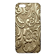 Golden European Pattern iPhone 6/6S TPU Case