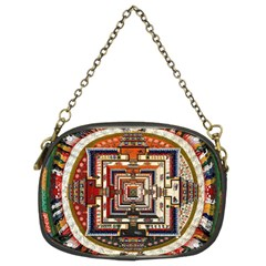Colorful Mandala Chain Purses (Two Sides)