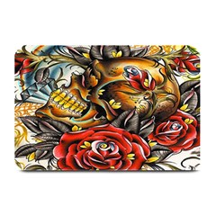 Flower Art Traditional Plate Mats