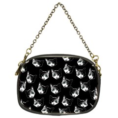 Cat pattern Chain Purses (Two Sides)