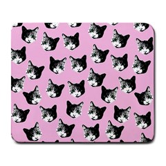 Cat pattern Large Mousepads