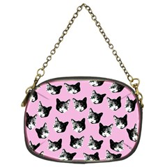 Cat pattern Chain Purses (One Side)