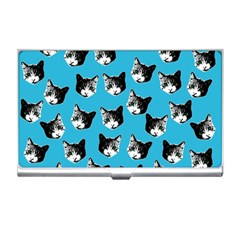 Cat pattern Business Card Holders