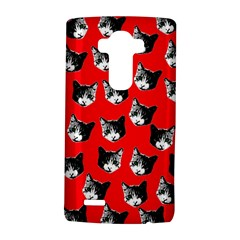 Cat pattern LG G4 Hardshell Case
