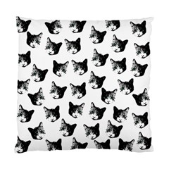 Cat pattern Standard Cushion Case (Two Sides)