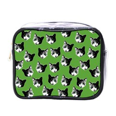 Cat pattern Mini Toiletries Bags