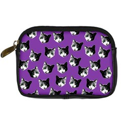Cat pattern Digital Camera Cases