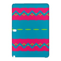 Blue green chains  Samsung Galaxy Tab Pro 8.4 Hardshell Case