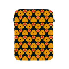 Yellow pink shapes pattern   Sony Xperia ZL (L35H) Hardshell Case
