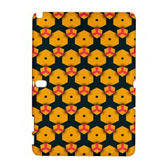 Yellow pink shapes pattern   HTC Desire 601 Hardshell Case