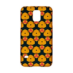 Yellow Pink Shapes Pattern   Nokia Lumia 625 Hardshell Case
