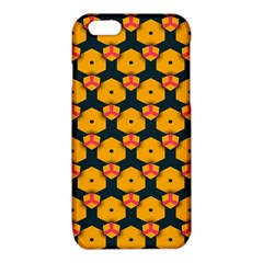 Yellow pink shapes pattern   Samsung Galaxy Note 4 Case (Color)