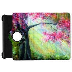 Forests Stunning Glimmer Paintings Sunlight Blooms Plants Love Seasons Traditional Art Flowers Kindle Fire HD 7