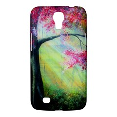 Forests Stunning Glimmer Paintings Sunlight Blooms Plants Love Seasons Traditional Art Flowers Samsung Galaxy Mega 6.3  I9200 Hardshell Case