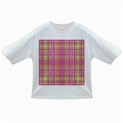 Plaid design Infant/Toddler T-Shirts
