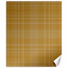 Plaid design Canvas 20  x 24