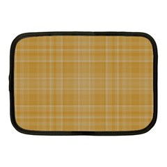 Plaid design Netbook Case (Medium)