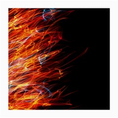 Fire Medium Glasses Cloth