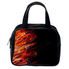 Fire Classic Handbags (One Side)