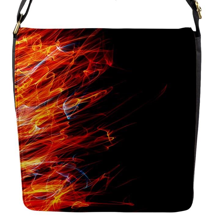 Fire Flap Messenger Bag (S)