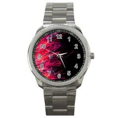 Fire Sport Metal Watch