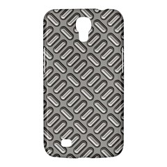 Grey Diamond Metal Texture Samsung Galaxy Mega 6.3  I9200 Hardshell Case